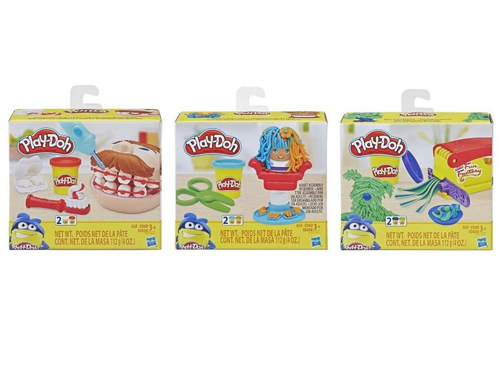 Massinha Play-Doh Mini Kit - Hasbro