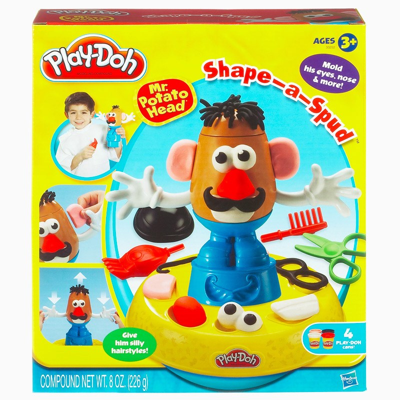 Massinha Play-Doh Monte Seu Potato Head - Hasbro