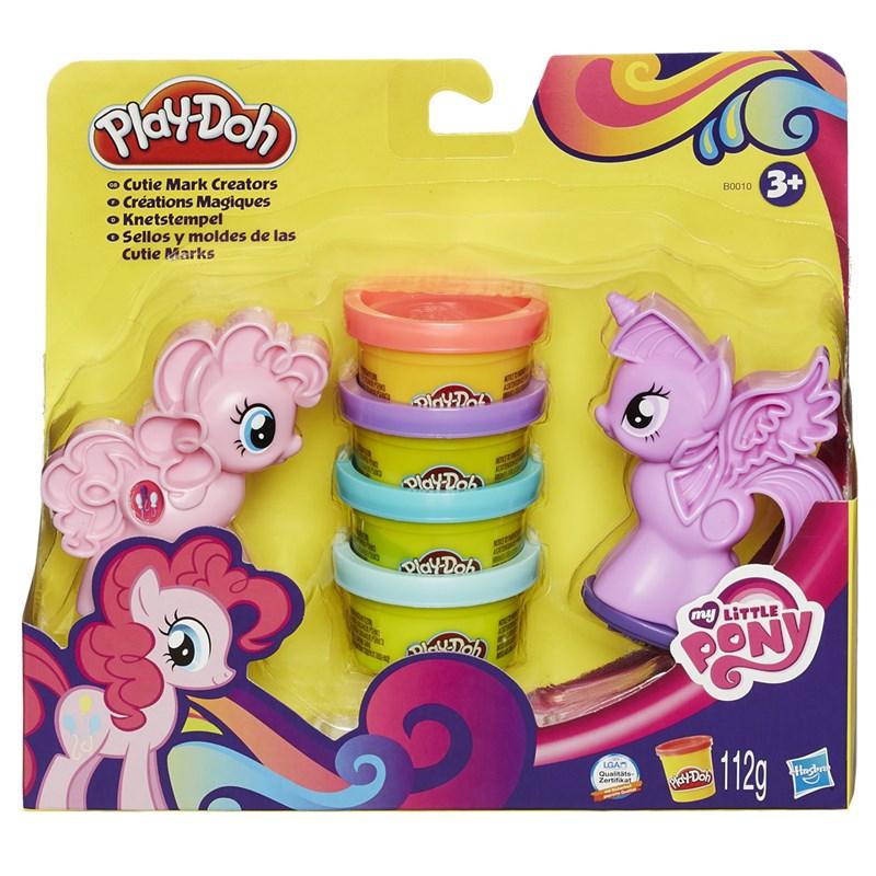 Massinha Play-Doh My Little Pony - Hasbro