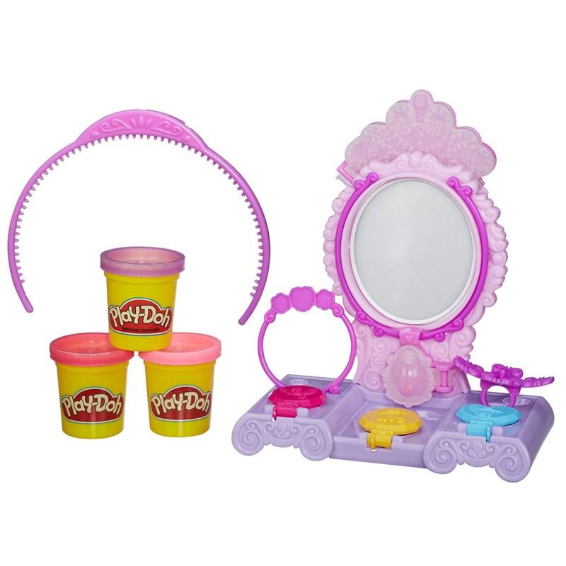 Massinha Play-Doh Penteadeira Princesinha Sofia Disney - Hasbro
