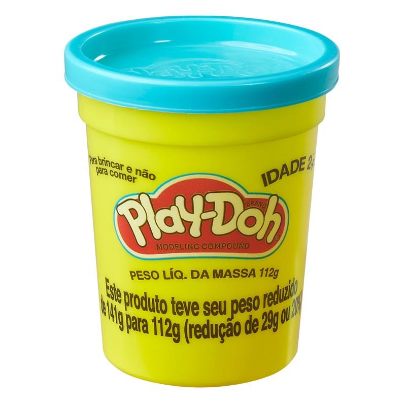 Massinha Play-Doh Pote Individual Azul - Hasbro