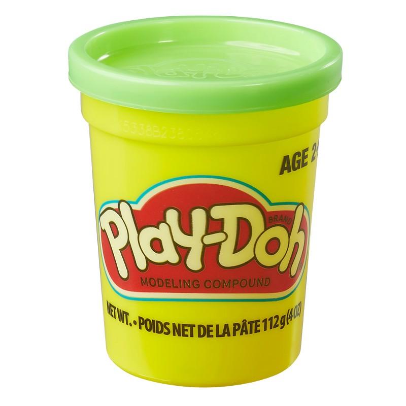 Massinha Play-Doh Pote Individual Verde - Hasbro