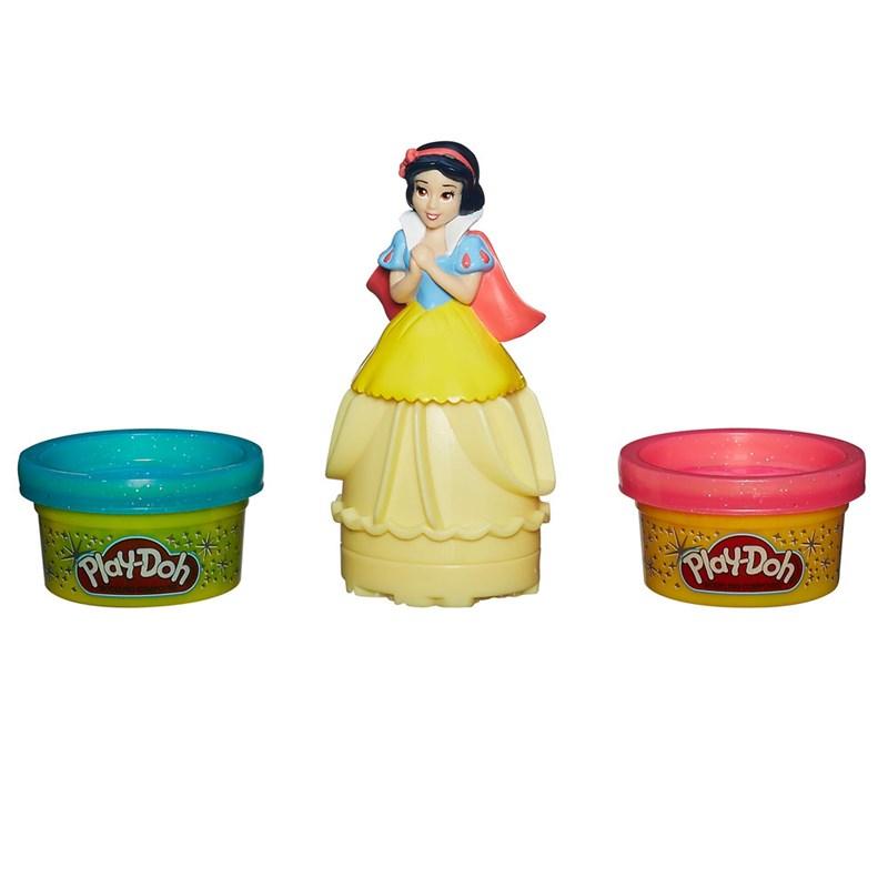 Massinha Play-Doh Princesas Disney Branca de Neve - Hasbro
