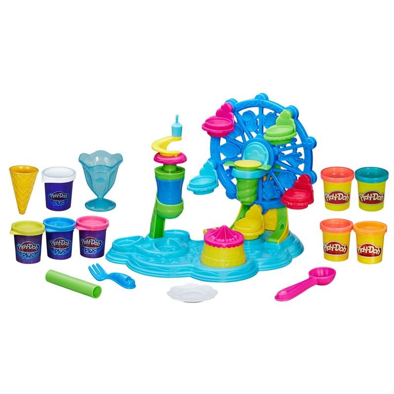 Massinha Play-Doh Roda Gigante de Cupcake - Hasbro