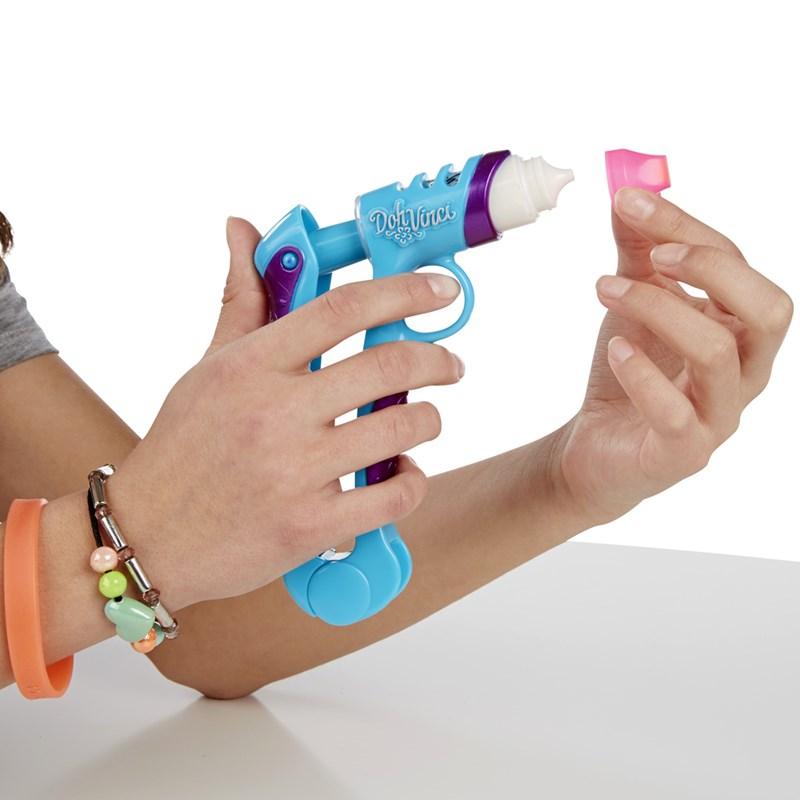 Massinha Play-Doh Vinci Porta Memória - Hasbro