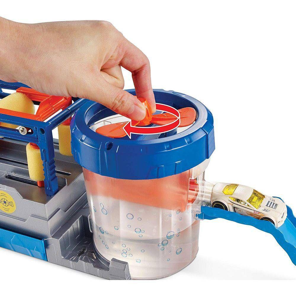 Mega Lava Rápido Hot Wheels Color Shifters - Mattel