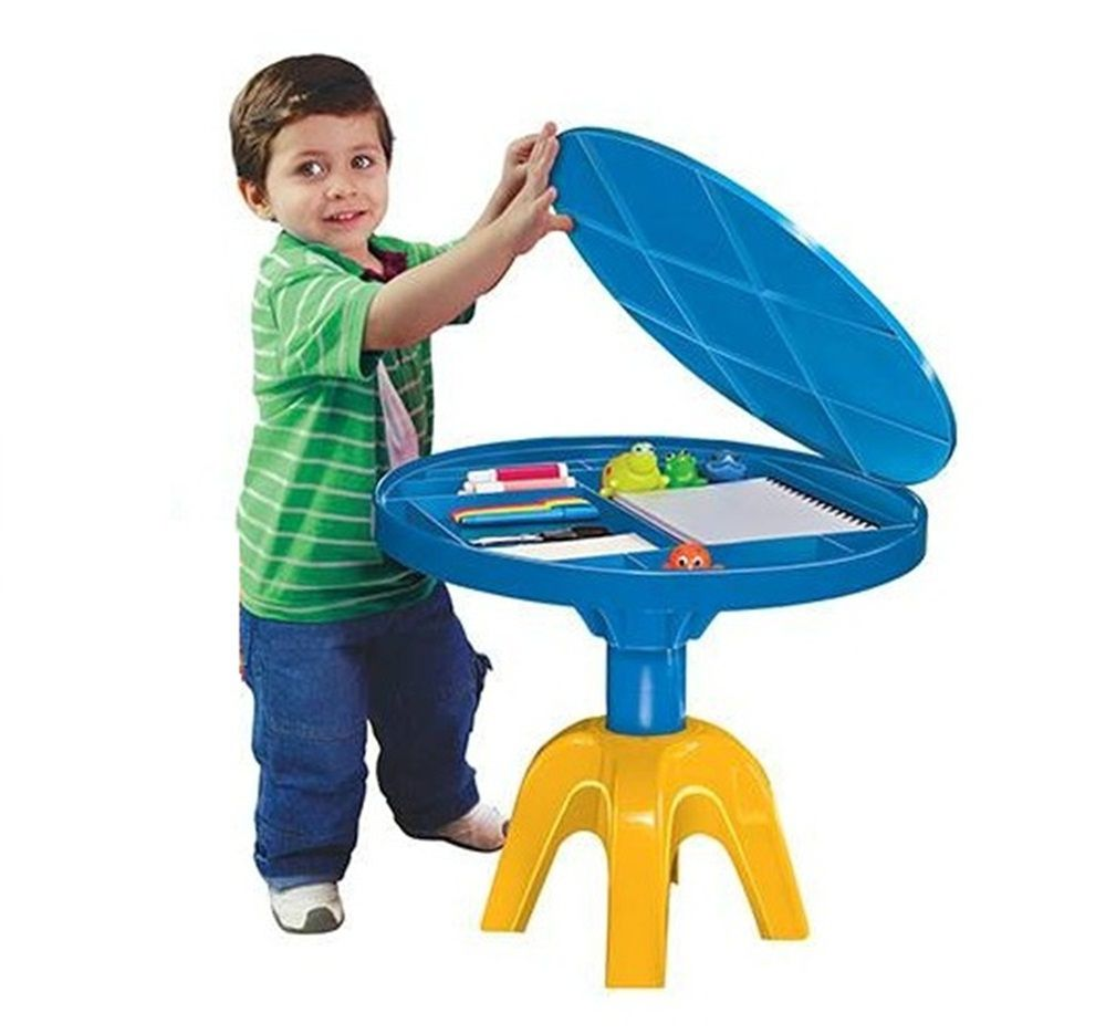 Mesa e Cadeira Galinha Pintadinha - Lider Brinquedos