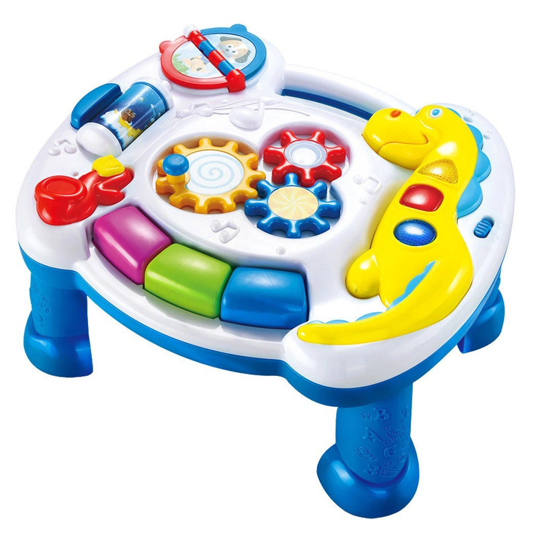Mesinha de Atividades com Luz e Som - Zoop Toys