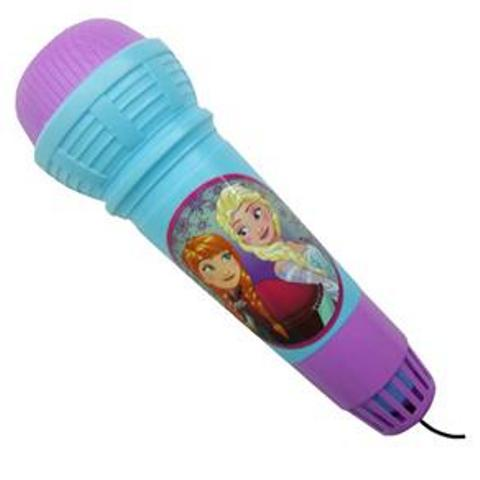 Microfone Frozen com Eco - Toyng