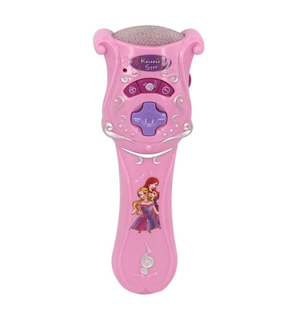 Microfone Mágico Glam Girls - Well Kids