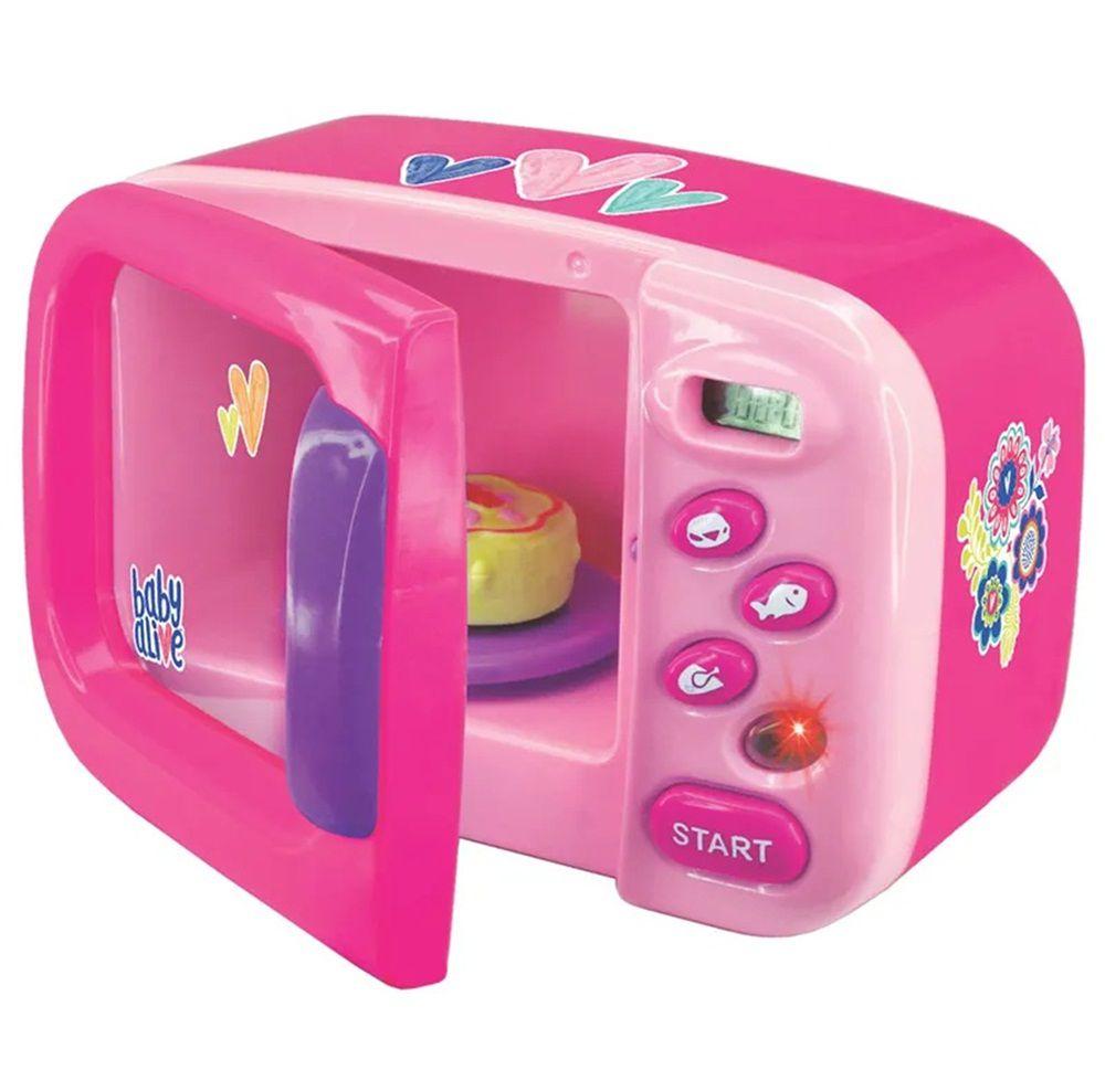 Microondas Baby Alive - Lider Brinquedos