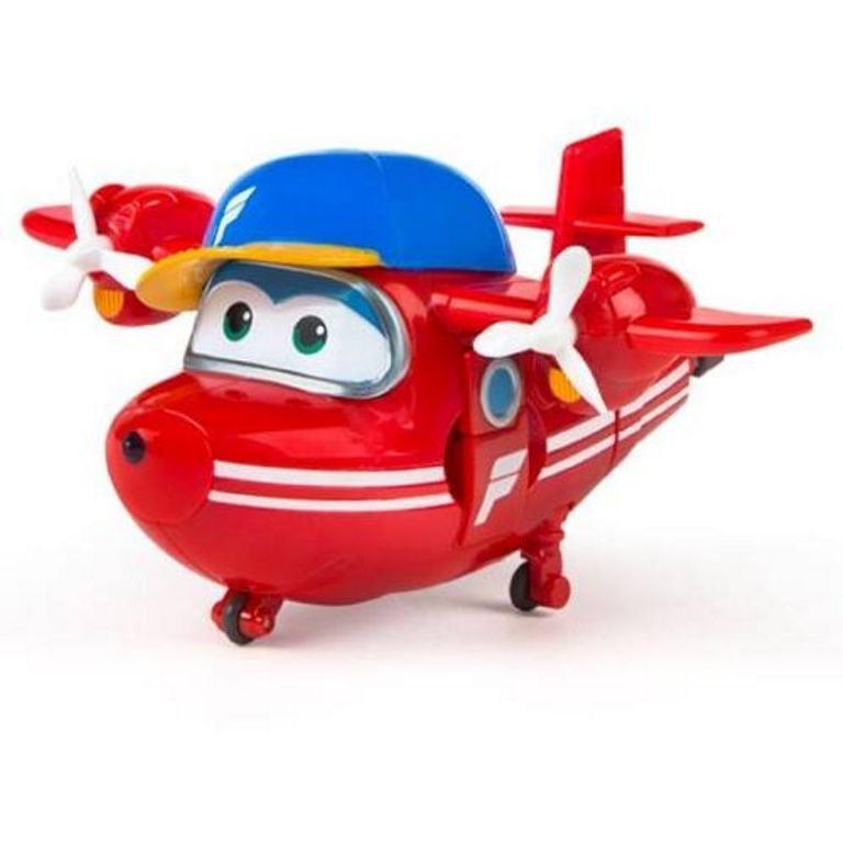Mini Avião Super Wings - FUN