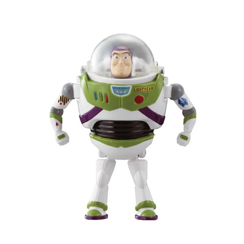 Mini Boneco Hatch´N Heroes Disney Toy Story Buzz Lightyear - DTC