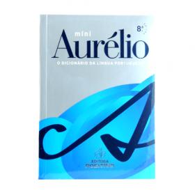 Mini Dicionário Português Aurélio - Editora Positivo