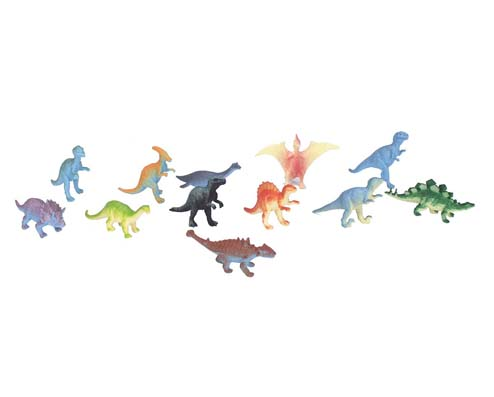 Mini Dinossauros Animal World - Buba