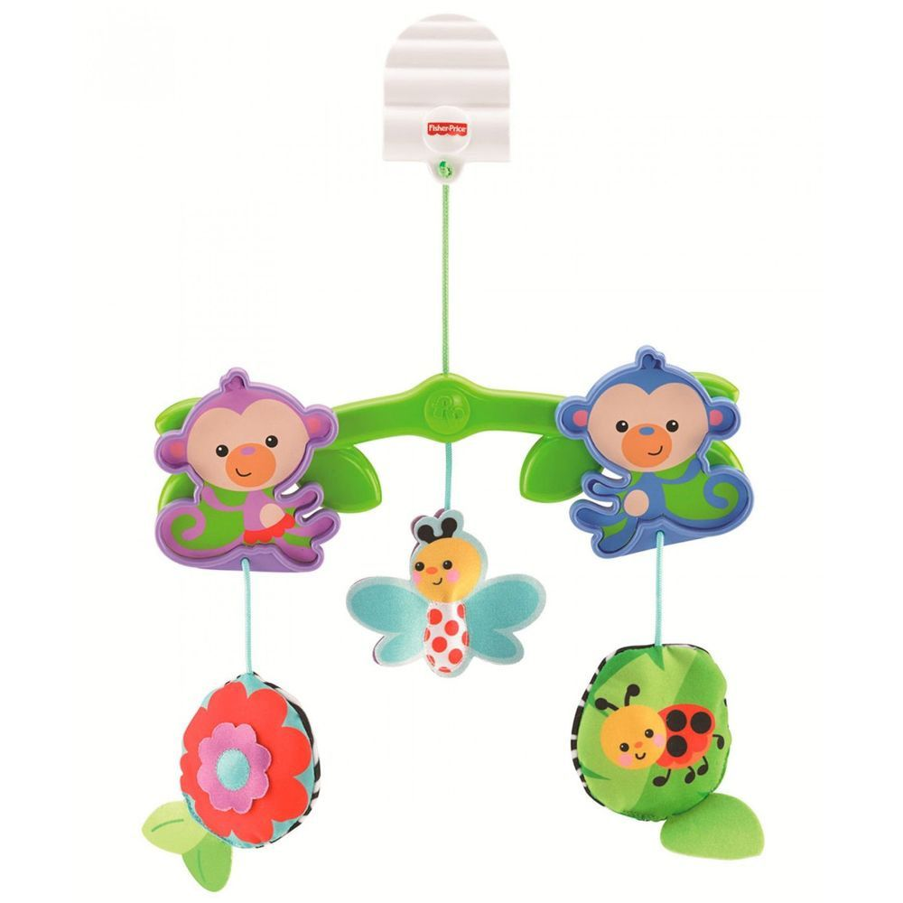 Mini Móbile Amigos da Floresta - Fisher-Price