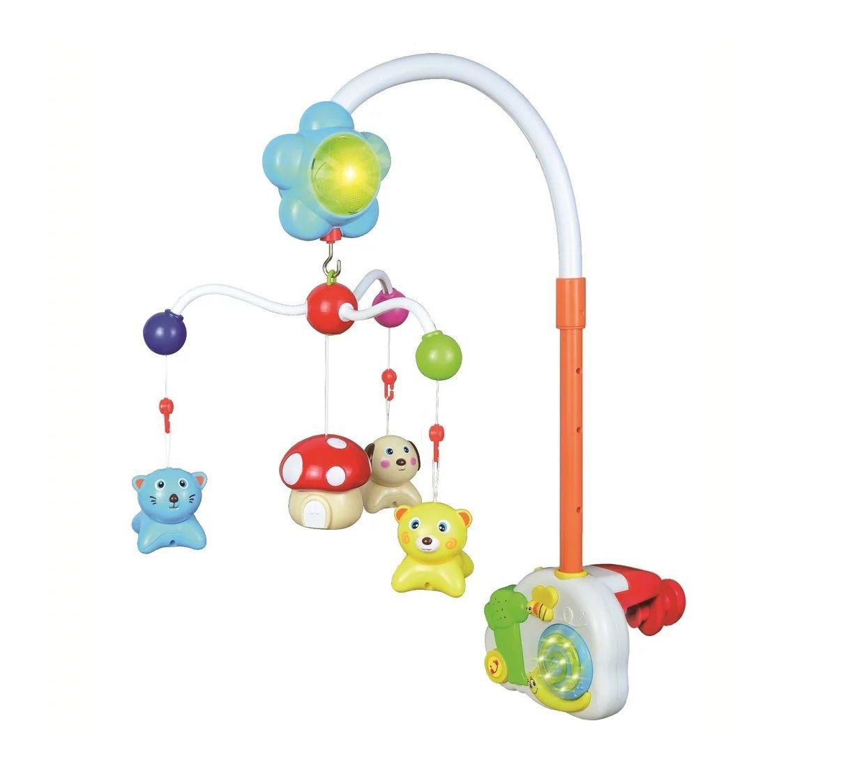 Móbile Musical para Berço Primeiros Passos - Zoop Toys