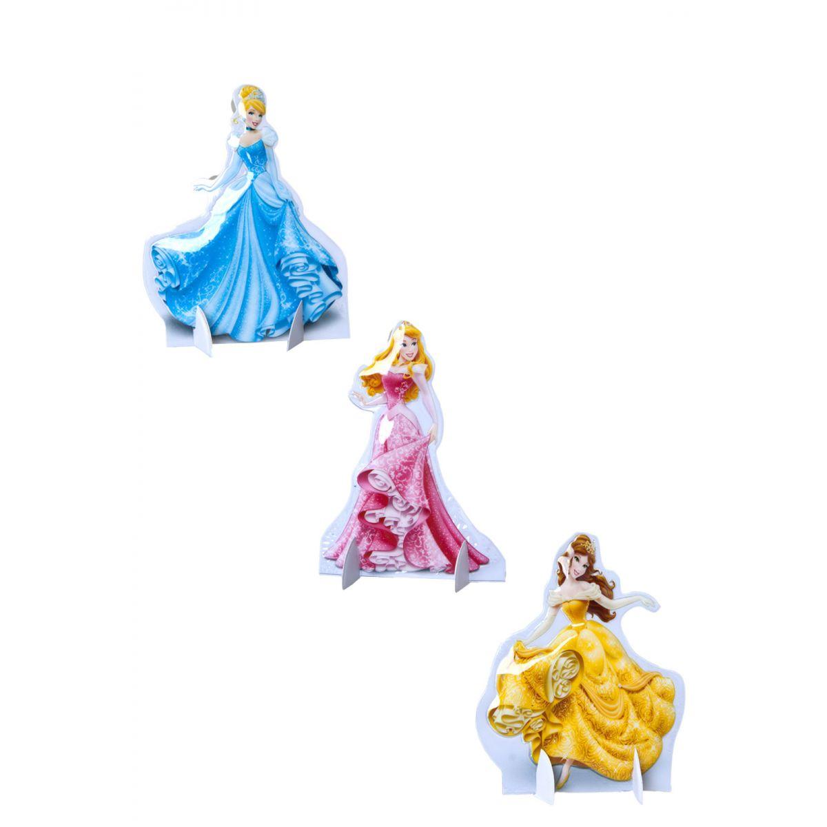 Mochila com Rodinha Média Princesas Disney Castelo - Dermiwil