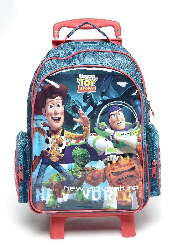 Mochila de Carrinho Toy Story Grande - Dermiwil