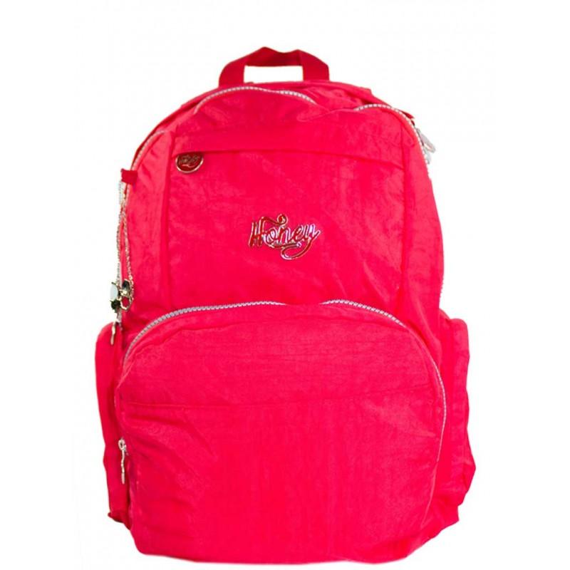Bolsa Honey Vermelha : Mochila de costas grande honey vermelha roxa luxcel