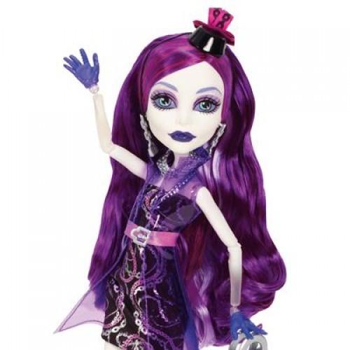 Boneca Monster High Balada Monstro Spectra Vondergeist - Mattel