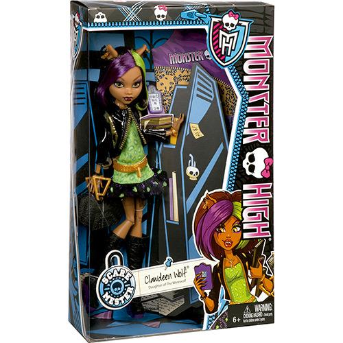 Boneca Monster High Foto de Terror Clawdeen Wolf - Mattel