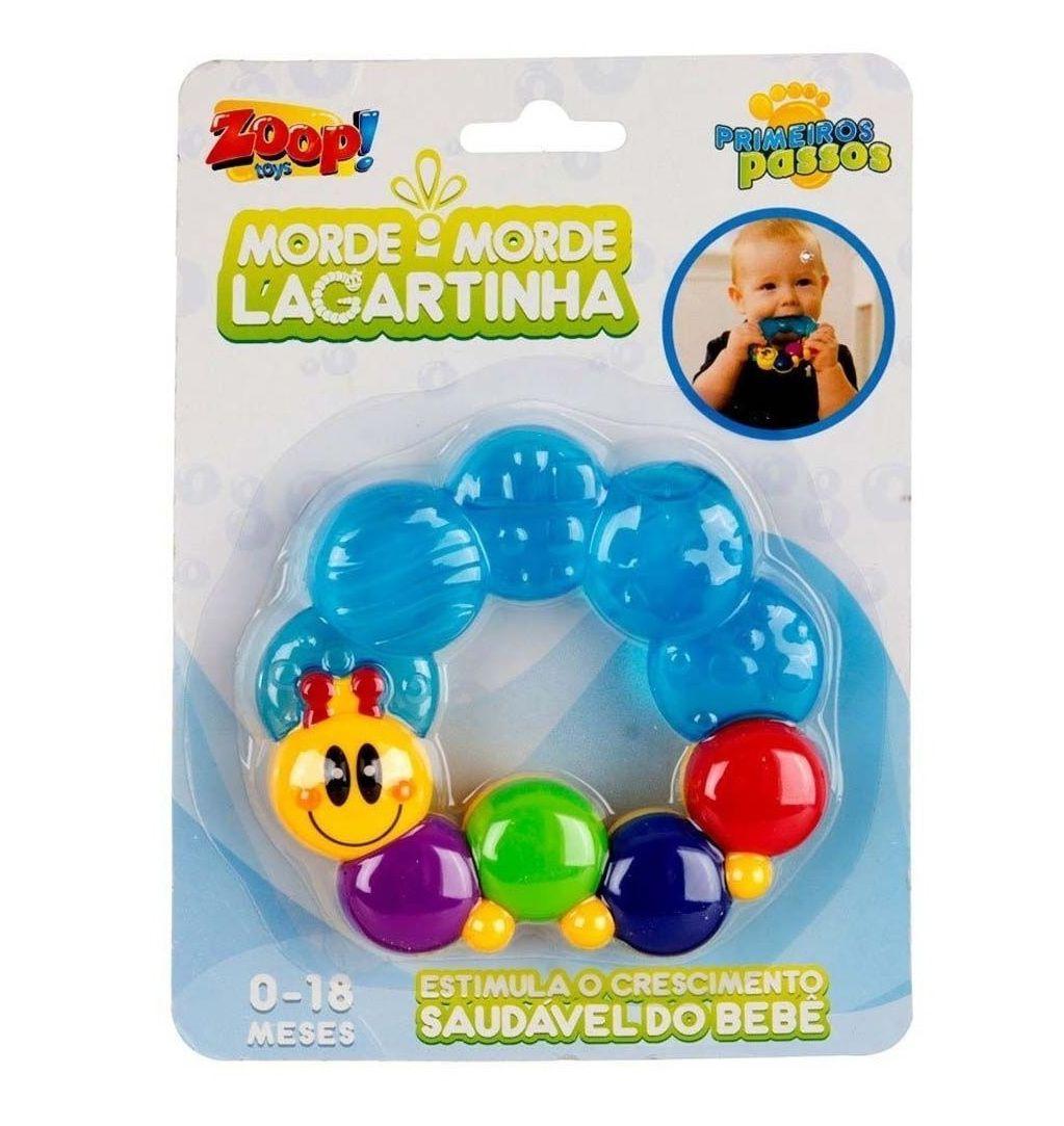 Mordedor Morde Morde Lagartinha - Zoop Toys