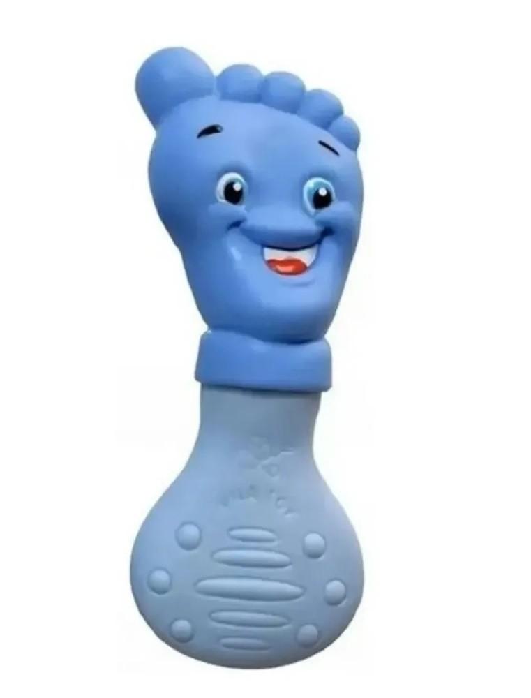 Mordedor Pezinho Azul - Vila Toy