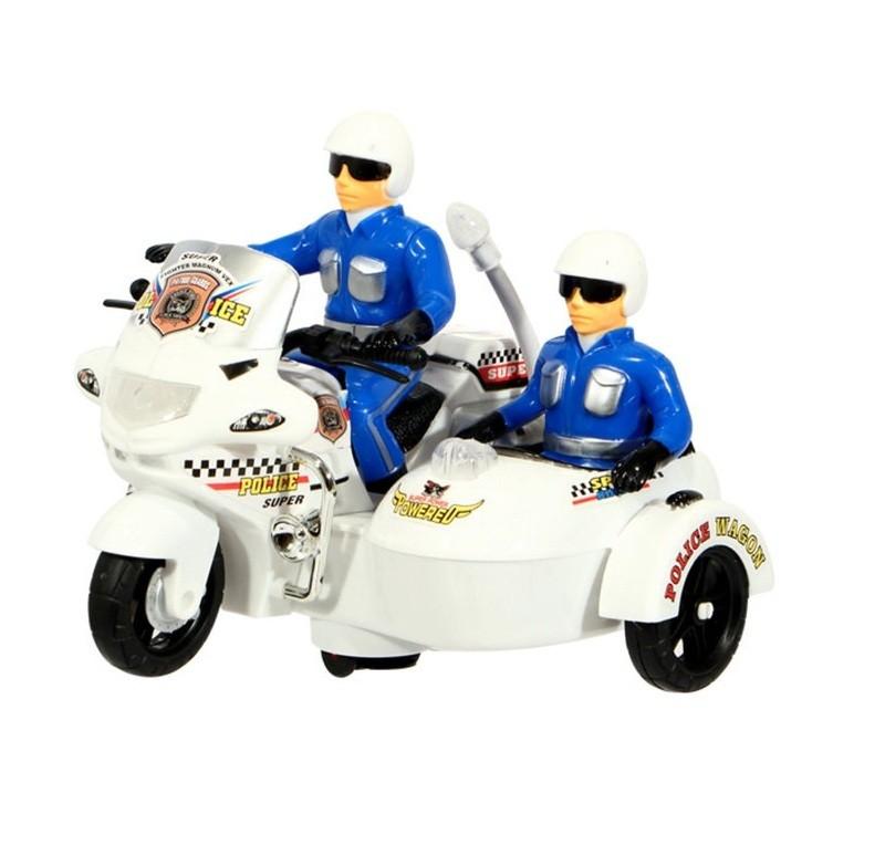 Motocicleta com Carroceria Super Polícia - Fênix