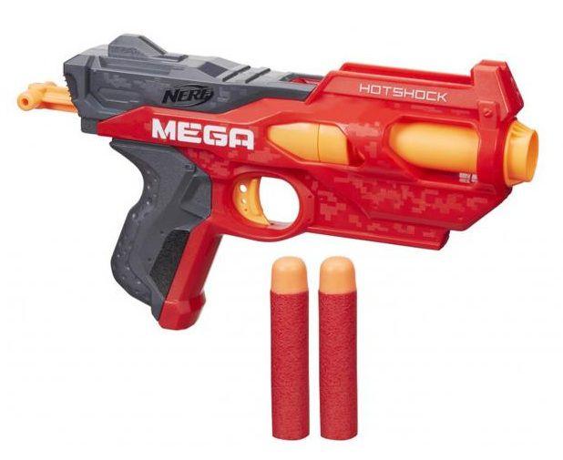 Nerf N-Strike Mega Hotshock - Hasbro