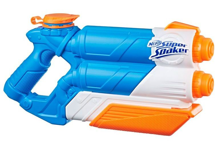 Nerf Super Soaker Twin Tide - Hasbro