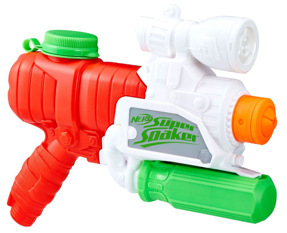 Nerf Super Soaker Zombie Strike Dreadsight - Hasbro