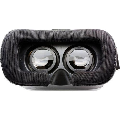 Óculos de Realidade Virtual 3D V-Box Branco - MYMAX