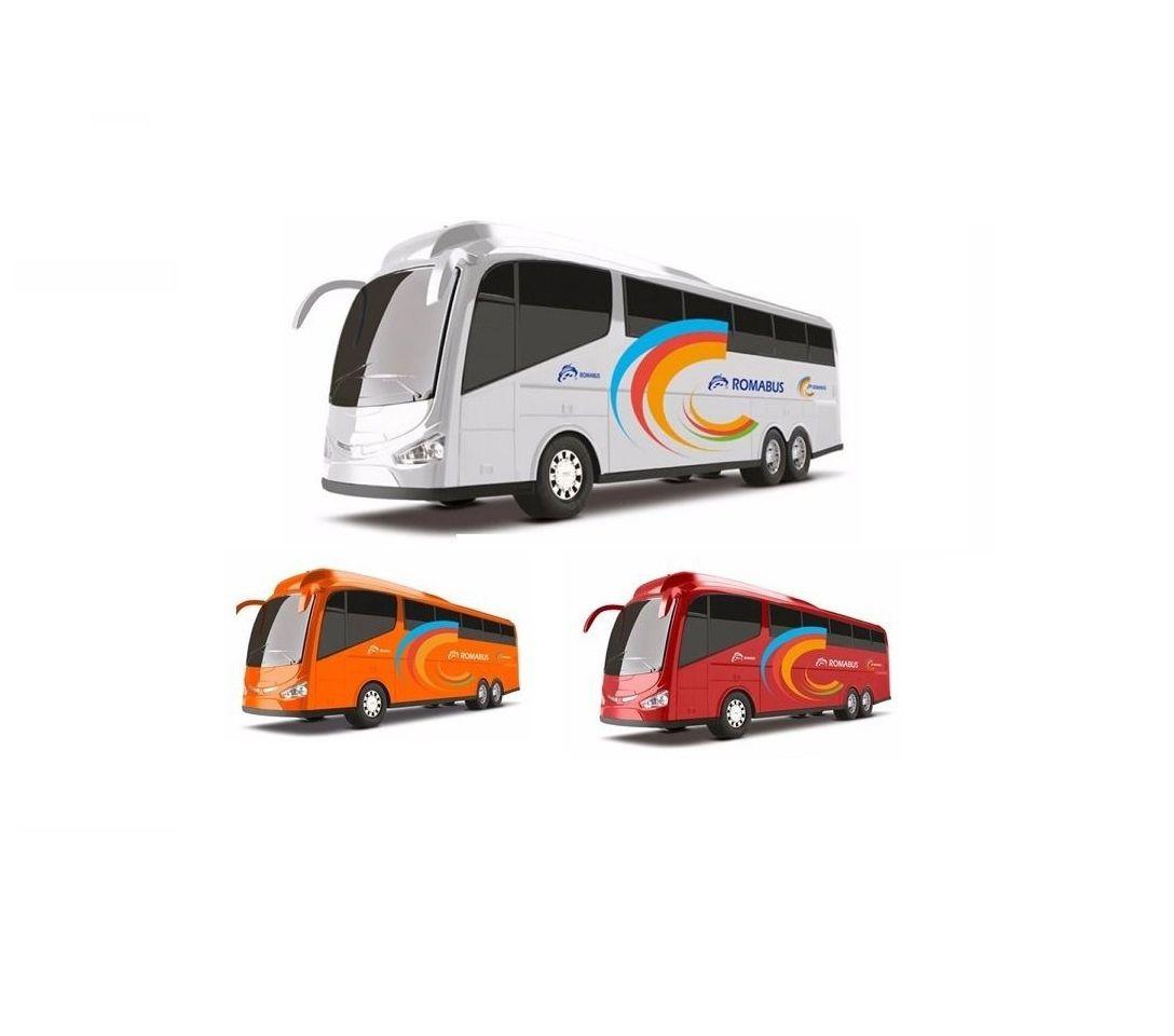 Ônibus Romabus Executive - Roma Brinquedos