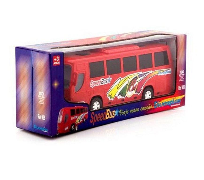 Ônibus Speed Bus Sortidos - Diverplas