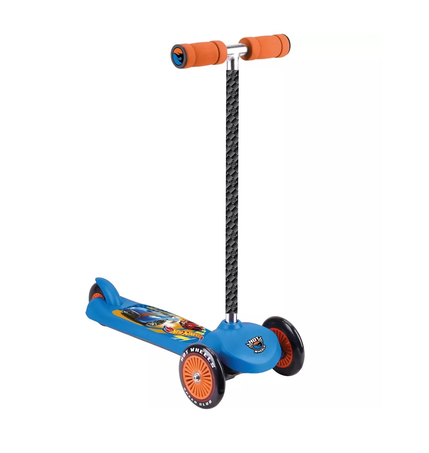 Patinete Hot Wheels Radical 3 Rodas - FUN