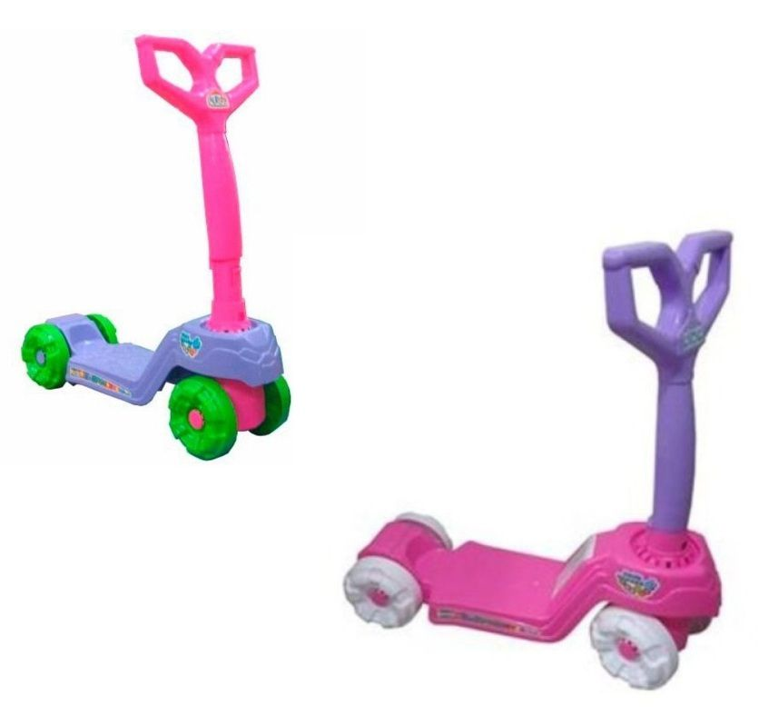 Patinete Mini Scooty Girl - Calesita