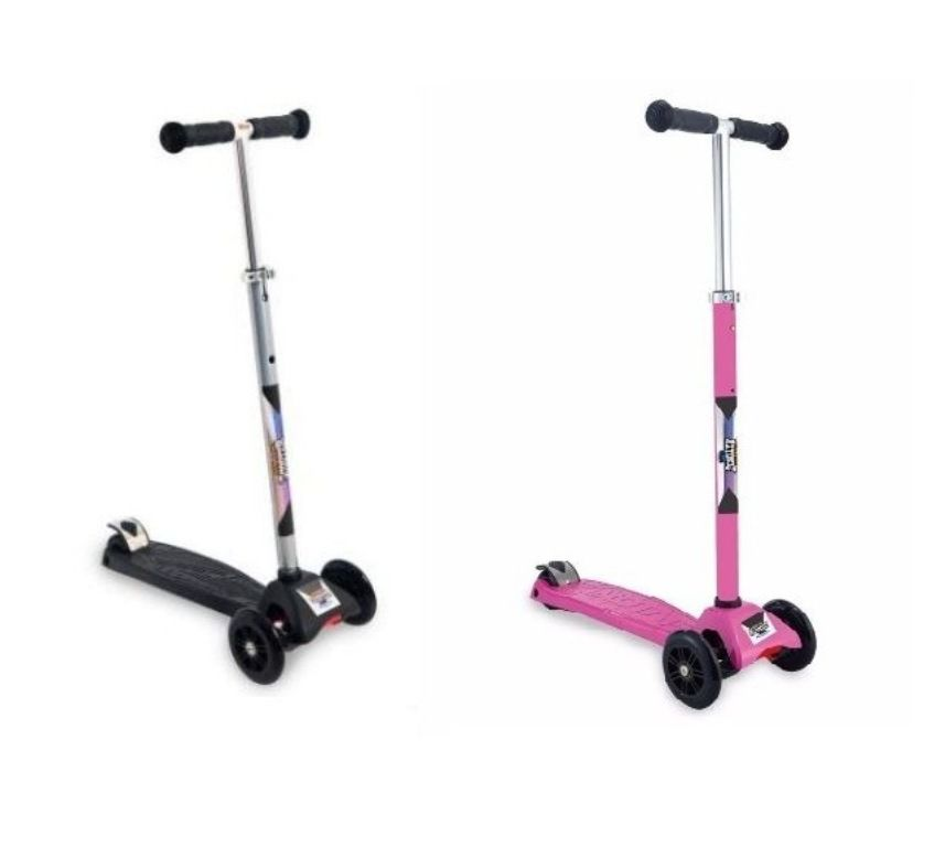 Patinete Regulável Racing Club Scooter Net 3 Rodas - Zoop Toys