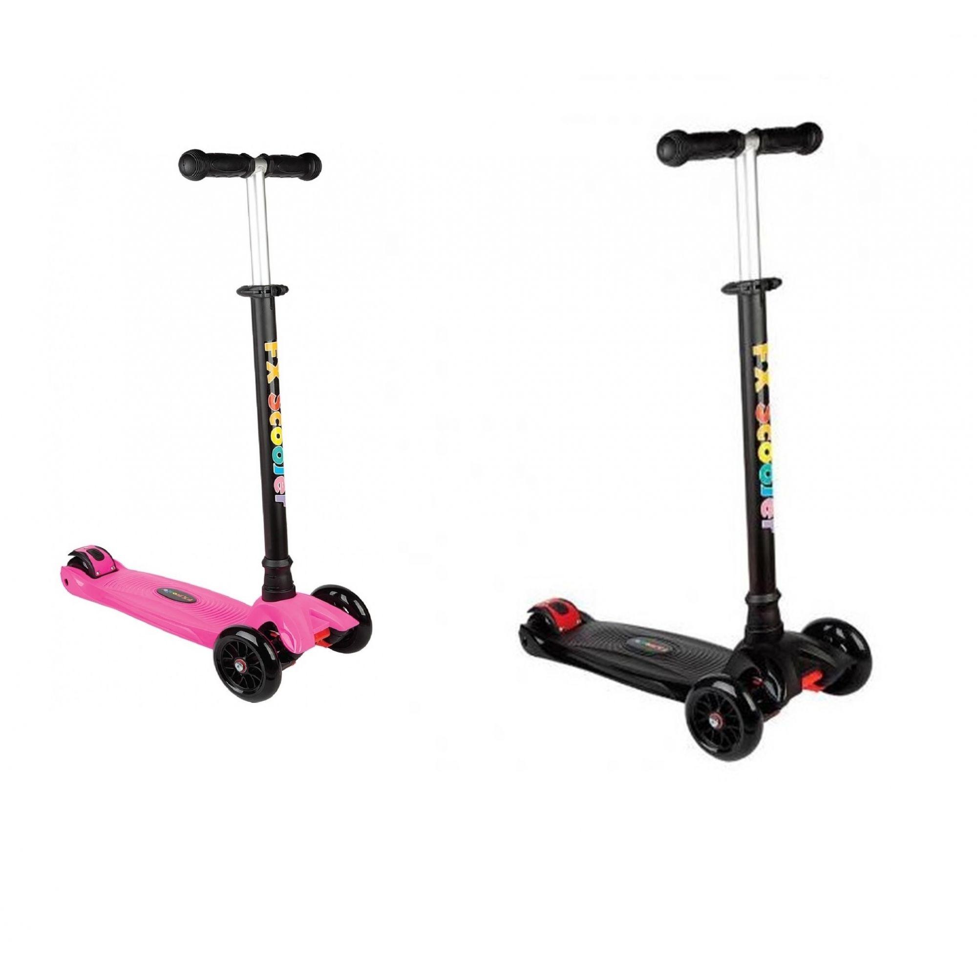 Patinete Scooter Radical com 3 Rodas - Fênix