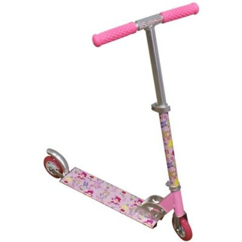 Patinete Street Speeder - Azul/ Rosa - Lotus