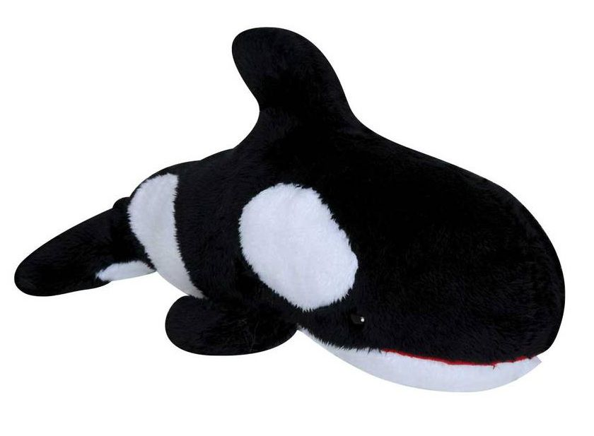 Pelúcia Baleia Orca - Lovely Toys