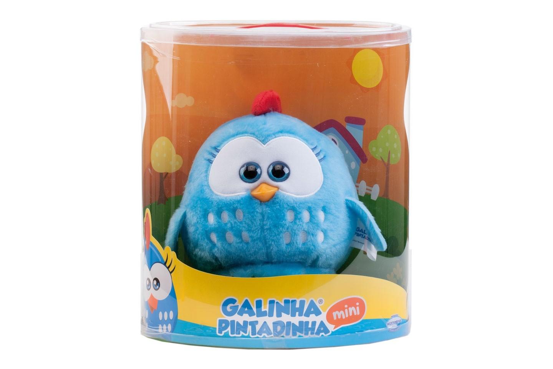 Pelúcia Galinha Pintadinha Mini - Multibrink