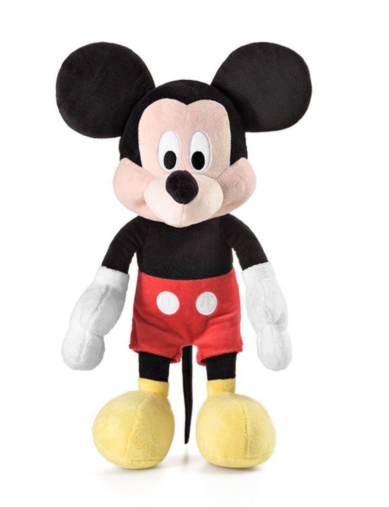 Pelúcia Mickey Mouse & Friends Mickey com Som - Multikids