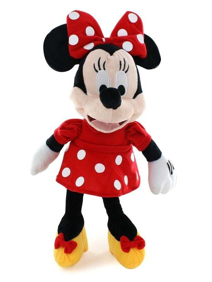 Pelúcia Mickey Mouse & Friends Minnie com Som - Multikids