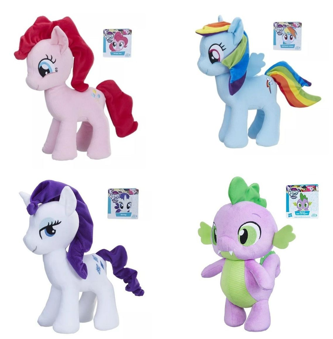 Pelúcia My Little Pony Friendship Is Magic - Hasbro