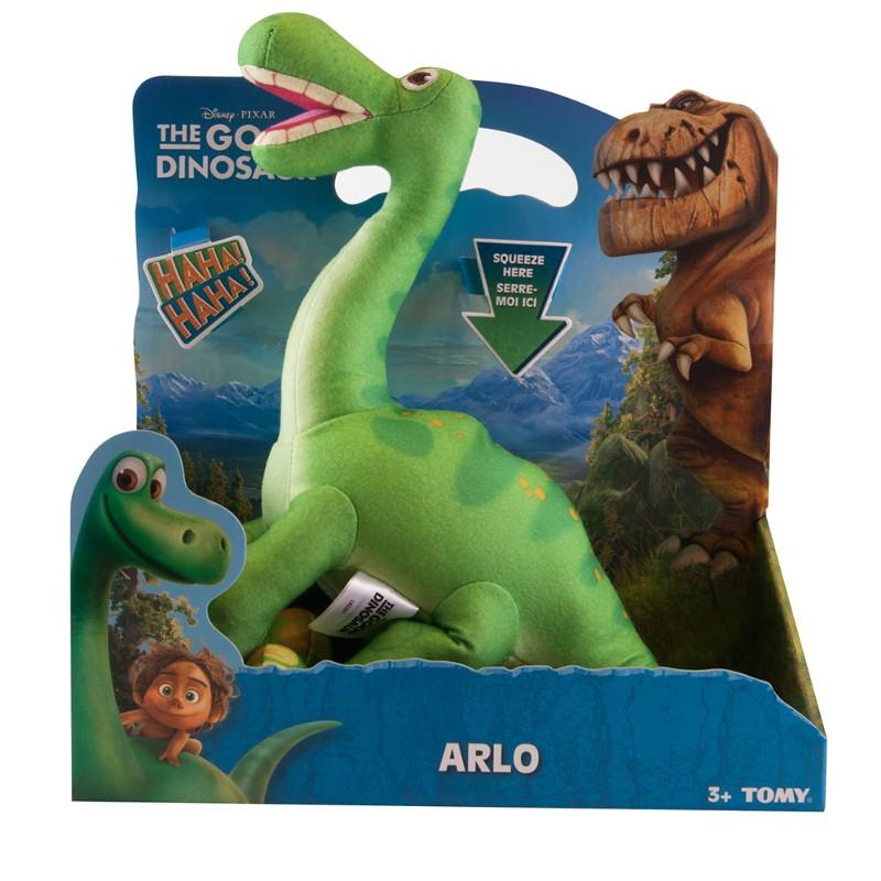 Pelúcia O Bom Dinossauro Arlo - Sunny