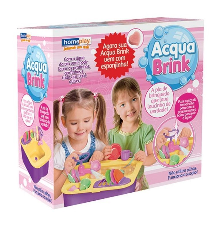 Pia Acqua Brink - Homeplay