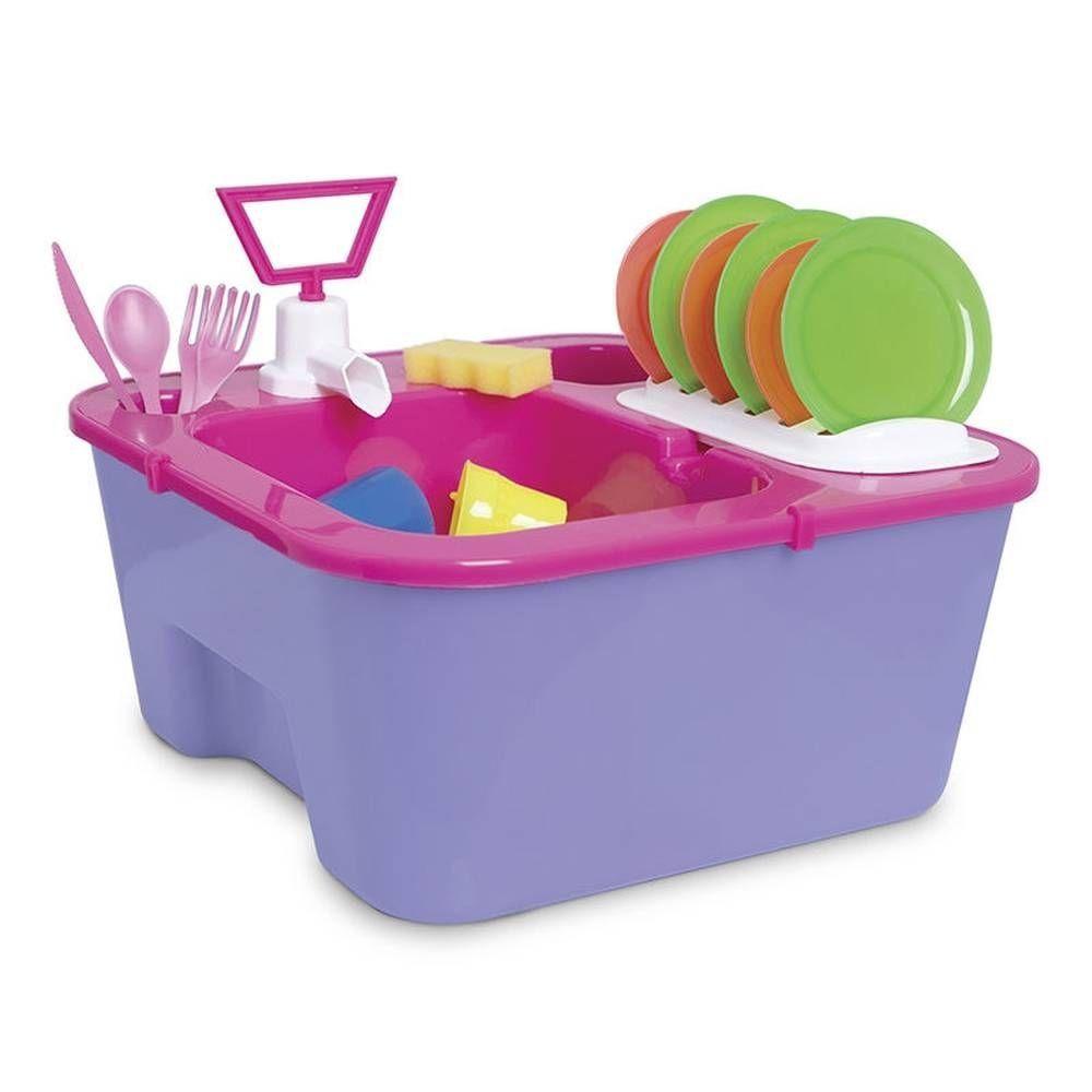Pia Splash & Clean - Lugo Brinquedos