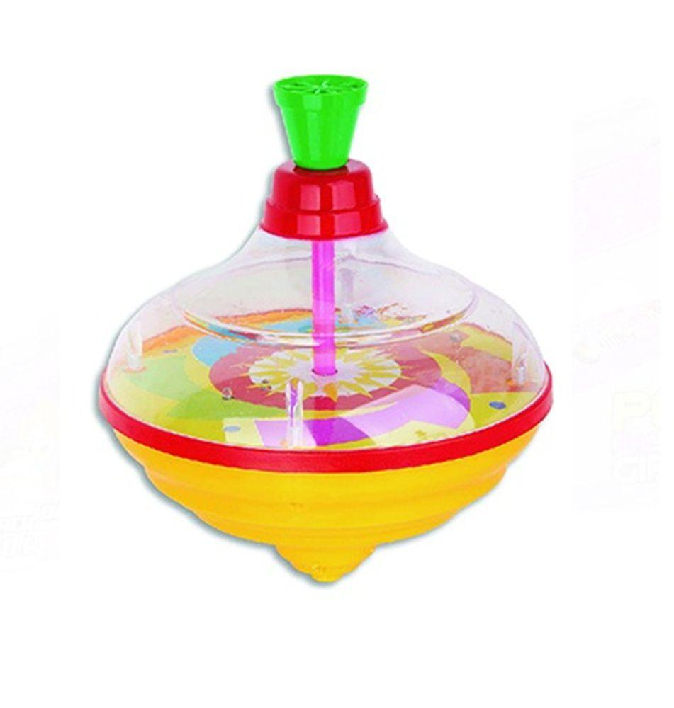 Pião com Luz e Som Sortidos - Fenix Brinquedos