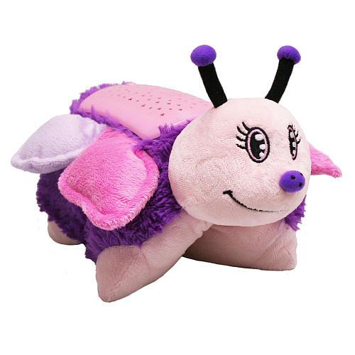 Pillow Pets Dream Lites Fluttery Butterfly Projetor Borboleta - DTC
